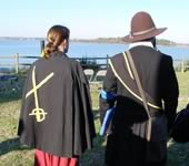 Marshalling the rapier tourney
